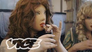 Life as a Living Latex Female Doll