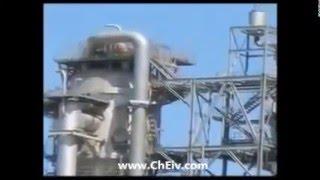 Crude oil refining (Distillation, Cracking & reforming)