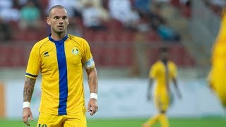 أهداف مباراة الغرافة القطري 2-0 النصر العماني | ثنائية شنايدر | نصف نهائي بطولة صلالة الدولية 2018