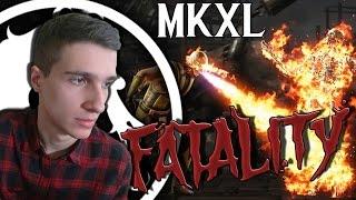 КЛАССИЧЕСКИЕ ФАТАЛИТИ в Mortal Kombat XL