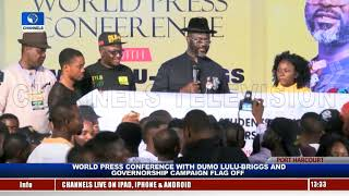 Accord Party Flags Off Governorship Campaign In Rivers Pt.4  Live Event 