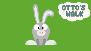 Learn Animals 🐻 Names and Sounds - Otto