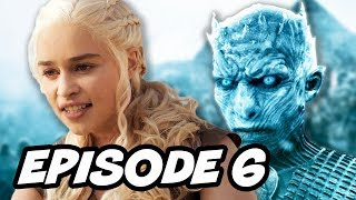 Game Of Thrones Season 6 Episode 6 - TOP 10 WTF and Book Changes