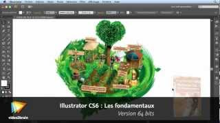 Adobe Illustrator CS6 : Version 64 bits