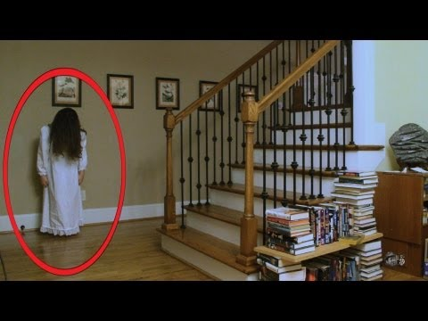 Real Ghost Caught on video The Haunting Tape 35.1