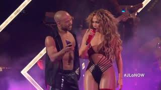 Jennifer Lopez -  Booty (Live from Super Saturday Night)