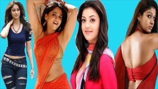 Top 10 Beautiful and Sexy Actresses of South Indian Film Industry 2016