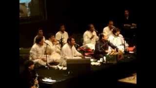 Ustad Rahat Fateh Ali Khan LIVE Leicester 2013 - Aankhiyan Udeek Diyan