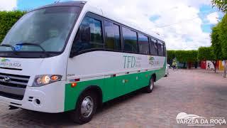 Várzea da Roça - Ônibus TFD
