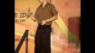Jeff Alagar - You Raise Me Up (Cavite Idol 2007)