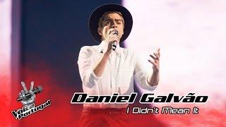 Daniel Galvão - I Didn