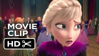 Frozen Official Clip - Party Is Over (2013) - Disney Animated Movie HD