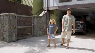 Tour of the Billabong Hawaii House with Shane & Jackson Dorian