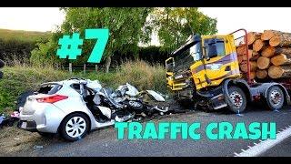 Amazing CAR CRASH COMPILATION - Crazy Traffic Accident - Best Dash Cam Crash 2016 Part.7
