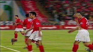 من أجمل مباريات الدوري المصري علي مر التاريخ الأهلي 4 - 4 الاسماعيلي | HD بتعليق مدحت شلبي