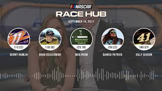 NASCAR Race Hub Audio Podcast (9.14.17) | NASCAR RACE HUB