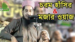 চরম হাঁসির & মজার ওয়াজ eliasur rahman zihadi waz