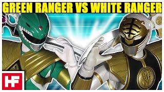 Green Ranger VS White Ranger *DeathMatch* HD