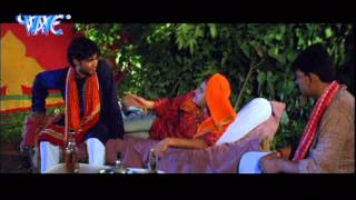 कॉमेडी सीन - Funny Video - Rangili Chunariya Tohare Naam - Pawan Singh