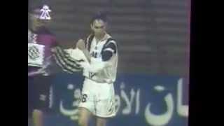 ( الشباب السعودي 6 × الوصل الإماراتي  5 ) نصف نهائي بطولة آسيا 1993