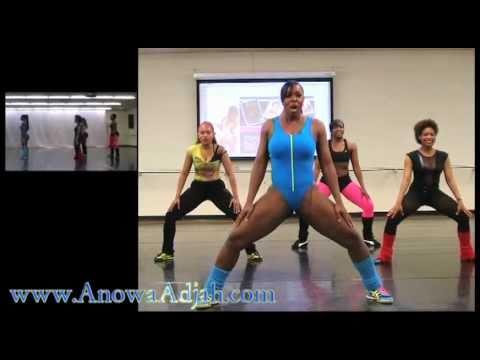 Aerobics w ANOWA Part 1 The Nigerian Powerhouse