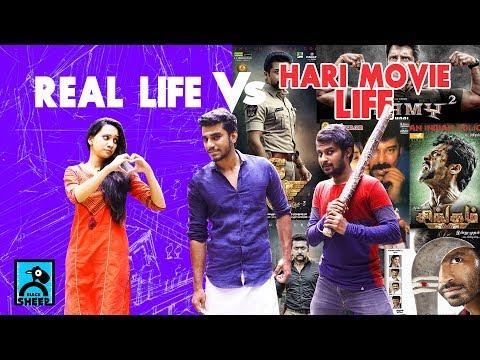 Xxx Mp4 Real Life Vs Hari Movie Life Adhu Idhu With Ayaz Black Sheep 3gp Sex