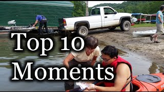 Top 10 Moments: Volunteering at 52 different nonprofits in a single year