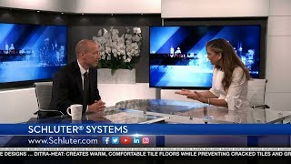 Schluter® Systems featured on Worldwide Business with kathy ireland® - Part 1