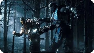 Wiz Khalifa - Can't Be Stopped  (Mortal Kombat X Trailer Song)