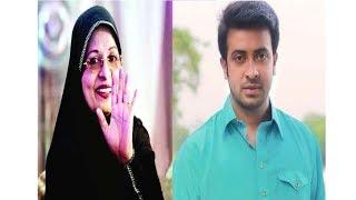 অভিনেত্রী শাবানার মুখে নিজের কথা শুনে একি বললেন শাকিব খান??? Sakib Khan Latest News
