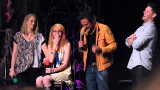 The Winchester's, The last question - SuperNatural Con Las Vegas 2015