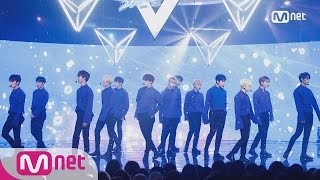 [SEVENTEEN - Don't Wanna Cry] Comeback Stage   M COUNTDOWN 170601 EP.526