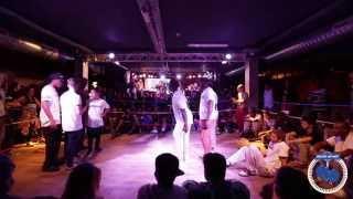 Ready Or Not Final 2014   Dance Final   Criminalz VS Badness
