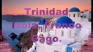 trinidad isola Franco Gago