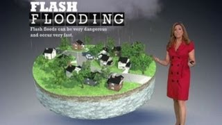 Flash Flooding Explained