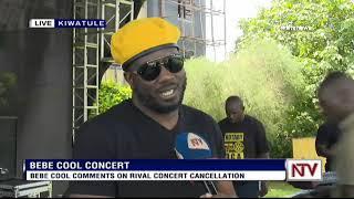 Bebe Cool blames Bobi Wine, his organisers for blocked concert