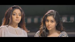 Manal Kayiru 2 Movie Scenes | Mudhal Mazhai song | Shamna causes accident | Ashwin