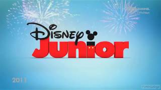 Disney Junior (United States) (formerly Playhouse Disney) 1998 - 2011