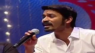 dhanush sing thendral vanthu song