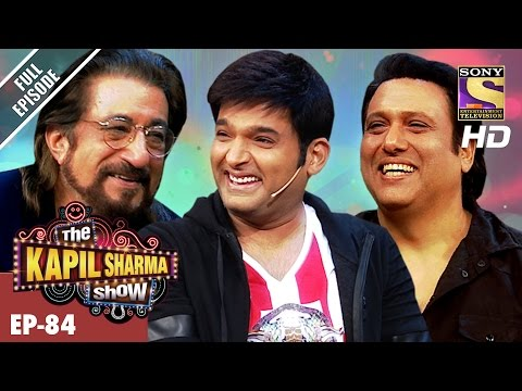 The Kapil Sharma Show - दी कपिल शर्मा शो-Ep-84-Govinda & Shakti Kapoor In Kapil's Show–25th Feb 2017