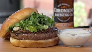 Greg Norman Burger™ Copycat Recipe Black Tap Craft Burgers & Beer