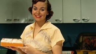 AMERICAN NOSTALGIA: The 1950's Thrifty Wife (720p)