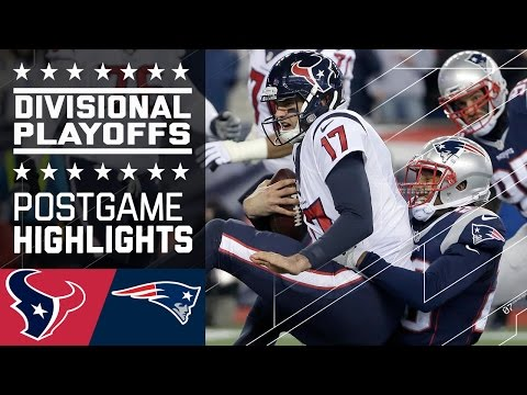 Xxx Mp4 Texans Vs Patriots NFL Divisional Game Highlights 3gp Sex