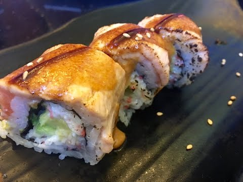 Xxx Mp4 Eating Sushi Rolls Japanese Food Experience 3gp Sex