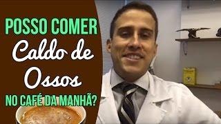 Caldo de Ossos no Desjejum | Dr. Juliano Pimentel