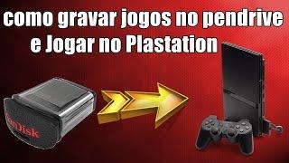 Como Jogar PS2 Pelo Pendrive - OPL (Open PS2 Loader)