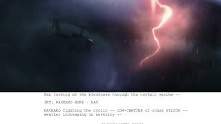 Script to Screen: The Sky Devils Fly Into the Storm | Kong Skull Island