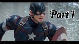 Captain America Fight Scenes Part 1 (CA: The First Avenger - Avengers: AOU)