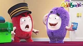Oddbods - HOTEL HASSLE | NEW Full Episodes | Funny Cartoons