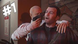 Grand Theft Auto 5 PC ► Gameplay Walkthrough Part 1 - Robbery! (GTA 5)